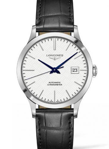 Longines L2.821.4.19.2 : Record 40mm Samaritaine Paris