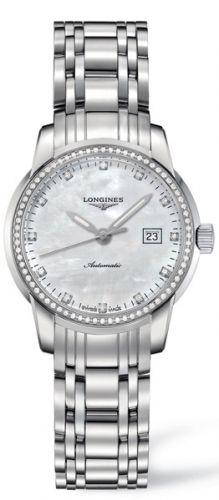 Longines L2.563.0.87.6 : Saint-Imier Date 30 Diamond