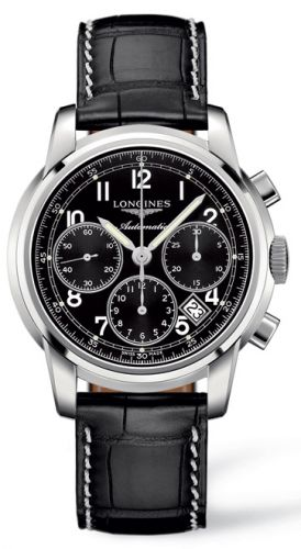 Longines L2.752.4.53.3 : Saint-Imier Chronograph