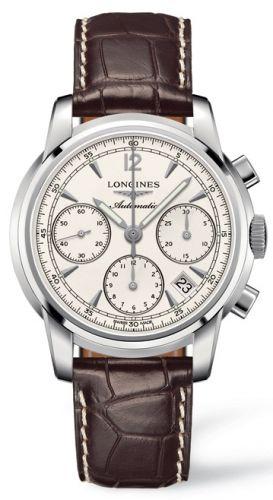 Longines L2.752.4.72.0 : Saint-Imier Chronograph