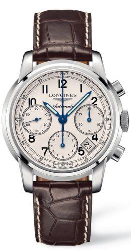 Longines L2.752.4.73.0 : Saint-Imier Chronograph