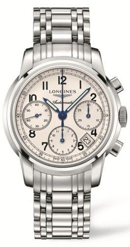 Longines L2.752.4.73.6 : Saint-Imier Chronograph