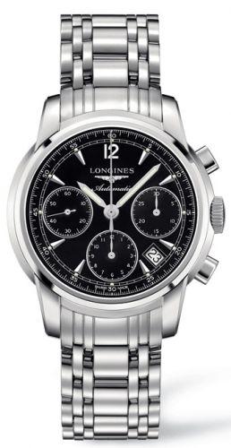 Longines L2.753.4.52.6 : Saint-Imier Chronograph