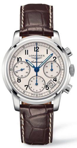Longines L2.753.4.73.0 : Saint-Imier Chronograph