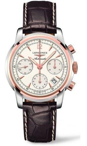 Longines L2.753.5.72.0 : Saint-Imier Chronograph