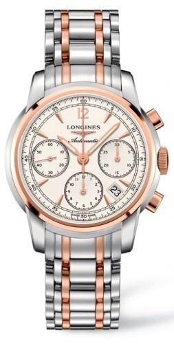 Longines L2.753.5.72.7 : Saint-Imier Chronograph