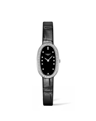 Longines L2.305.0.57.0 : Symphonette M Diamond / Black