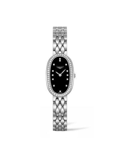 Longines L2.305.0.57.6 : Symphonette M Diamond / Black / Bracelet