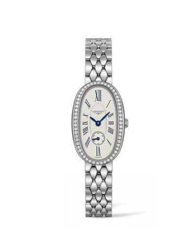 Longines L2.306.0.71.6 : Symphonette L Diamond / Roman / Bracelet