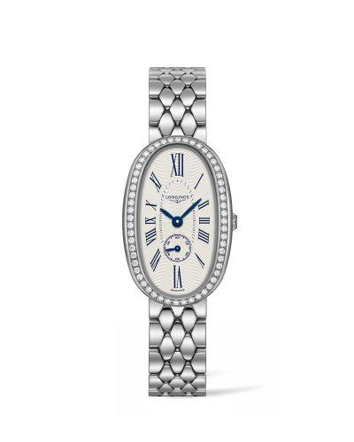 Longines L2.307.0.71.6 : Symphonette XL Diamond / Roman / Bracelet