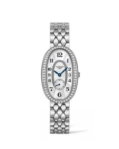 Longines L2.307.0.83.6 : Symphonette XL Diamond / Arabic MOP / Bracelet