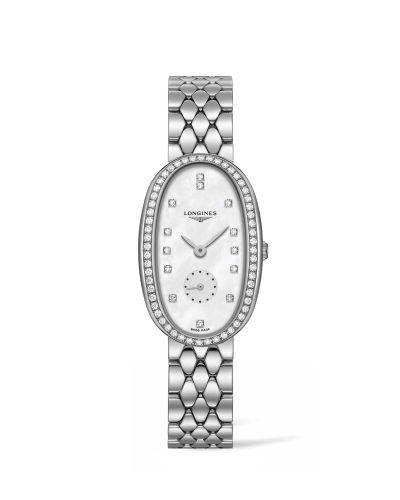 Longines L2.307.0.87.6 : Symphonette XL Diamond / MOP / Bracelet