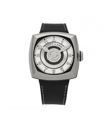 P03-01 : Lytt Labs Inception Prodigy Stainless Steel / Silver