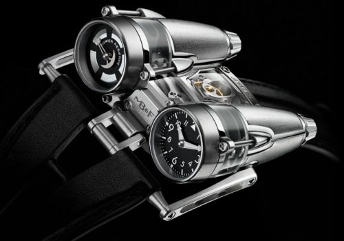 40.TSL.B : MB&F Horological Machine N°4 HM4 Thunderbolt