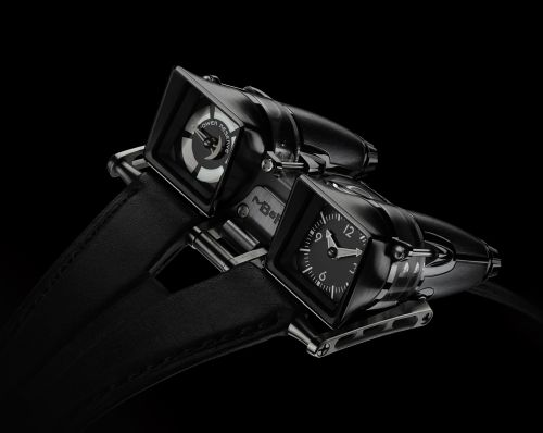 42.BTSL.B : MB&F Horological Machine N°4 HM4 Final Edition