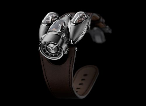 90.TL.RB : MB&F Horological Machine N°9 HM9 Flow Road Edition
