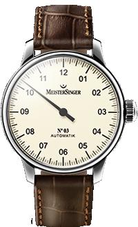 MeisterSinger AM903 : N° 03