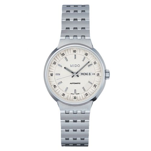 Mido M7330.4.11.12 : All Dial Stainless Steel / Silver