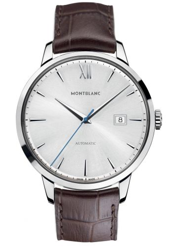 111580 : Montblanc Heritage Spirit Date Automatic 41mm Stainless Steel