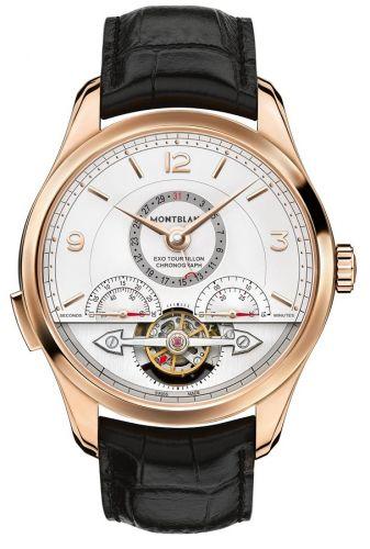 112542 : Montblanc Heritage Chronometrie ExoTourbillon Minute Chronograph