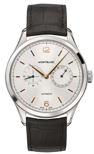 114872 : Montblanc Heritage Chronometrie Collection Twincounter Date