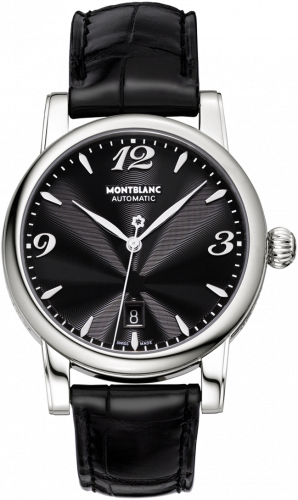 Montblanc 105895 : Star Traditional Date Automatic Black