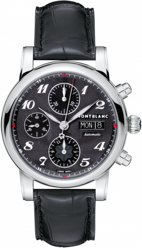Montblanc 106467 : Star Traditional Chronograph Automatic Black