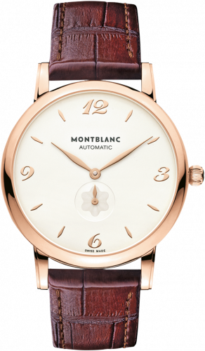 Montblanc 107076 : Star Classique Automatic Red Gold