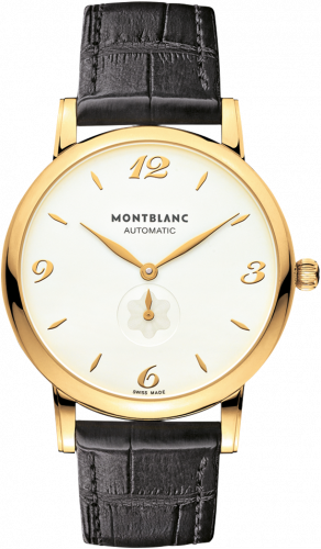 Montblanc 107116 : Star Classique Automatic Yellow Gold