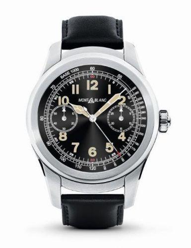 Montblanc MB Smartwatch : Summit
