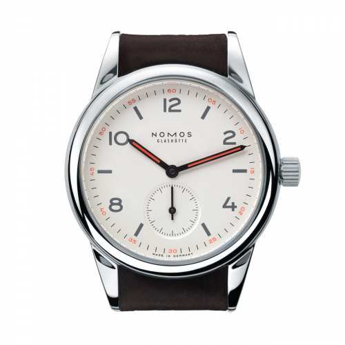 Nomos Glashütte 703 : Club Glasboden