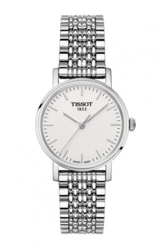 Tissot T109.210.11.031.00 : Everytime Small Stainless Steel / Silver / Bracelet