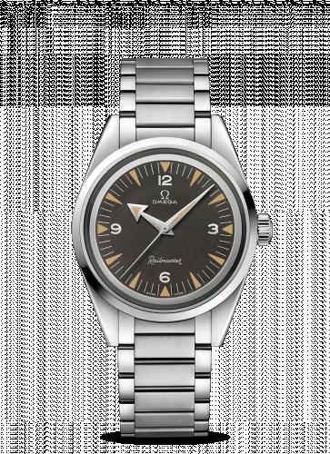 Omega 220.10.38.20.01.002 : Railmaster Omega Co-Axial Master Chronometer 38 / 60th Anniversary
