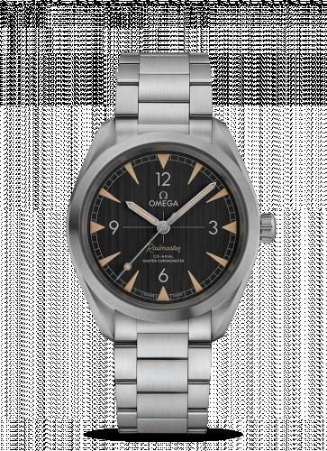 Omega 220.10.40.20.01.001 : Railmaster Omega Co-Axial Master Chronometer 40 Stainless Steel / Grey / Bracelet