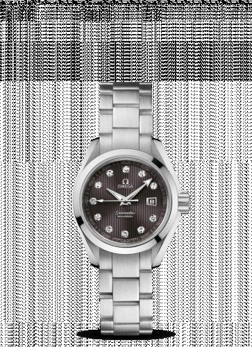 231.10.30.61.56.001 : Omega Seamaster Aqua Terra 150M Quartz 30 Stainless Steel / Grey / Bracelet