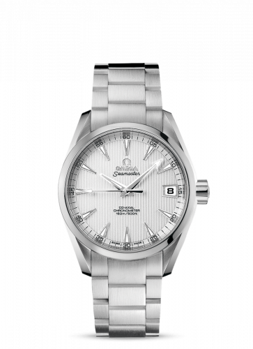 231.10.39.21.02.001 : Omega Seamaster Aqua Terra 150M Co-Axial 38.5 Stainless Steel / Silver / Bracelet