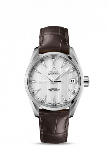 231.13.39.21.02.001 : Omega Seamaster Aqua Terra 150M Co-Axial 38.5 Stainless Steel / Silver