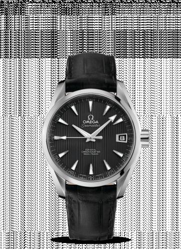 231.13.39.21.06.001 : Omega Seamaster Aqua Terra 150M Co-Axial 38.5 Stainless Steel / Grey