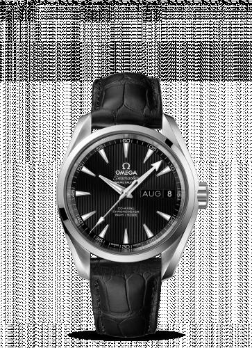 231.13.39.22.01.001 : Omega Seamaster Aqua Terra 150M Co-Axial 38.5 Annual Calendar Stainless Steel / Black