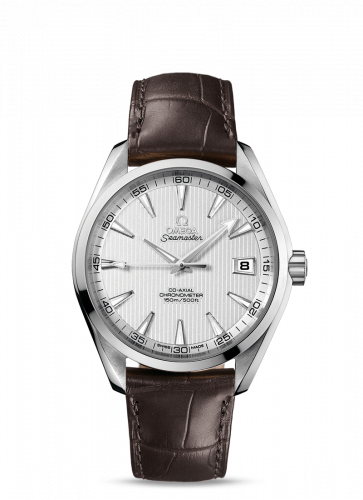 231.13.42.21.02.001 : Omega Seamaster Aqua Terra 150M Co-Axial 41.5 Stainless Steel / Silver