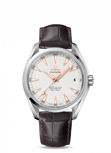 231.13.42.21.02.003 : Omega Seamaster Aqua Terra 150m Master Co-Axial 41.5 Stainless Steel / Silver