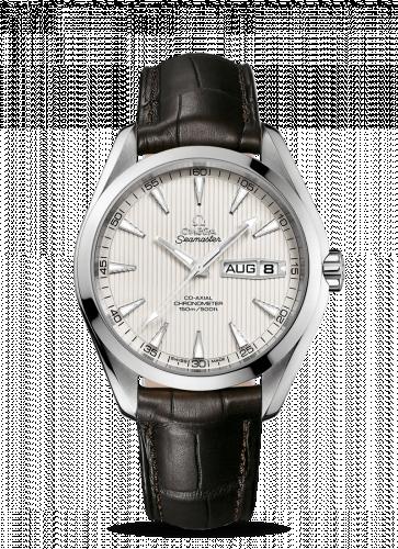 231.13.43.22.02.001 : Omega Seamaster Aqua Terra 150m Co-Axial 43 Annual Calendar Stainless Steel / Silver