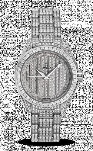 231.55.30.20.99.002 : Omega Seamaster Aqua Terra 150M Co-Axial 30 White Gold / Diamond / Diamond / Bracelet