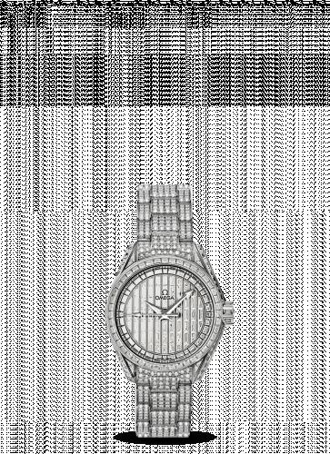 231.55.30.20.99.003 : Omega Seamaster Aqua Terra 150M Co-Axial 30 White Gold / Baguette / Baguette / Bracelet