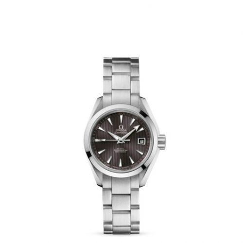 231.10.30.20.06.001 : Omega Seamaster Aqua Terra 150M Co-Axial 30 Stainless Steel / Grey / Bracelet