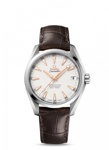 231.13.39.21.02.003 : Omega Seamaster Aqua Terra 150M Master Co-Axial 38.5 Stainless Steel / Silver
