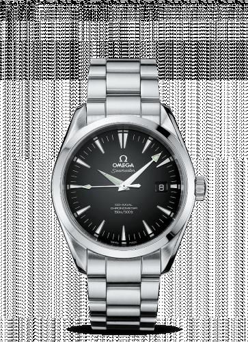 2503.50.00 : Omega Seamaster Aqua Terra 150M Co-Axial 39.2 Stainless Steel / Black / Bracelet