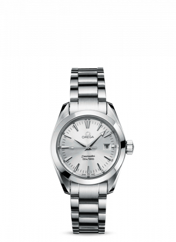 2577.30.00 : Omega Seamaster Aqua Terra 150M Quartz 29.2 Stainless Steel / Silver / Bracelet