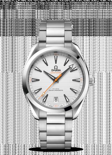 220.10.41.21.02.001 : Omega Seamaster Aqua Terra 150M Master Chronometer 41 Stainless Steel / Silver / Bracelet