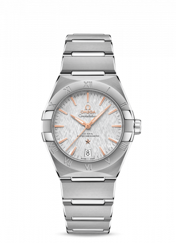 Omega 131.10.36.20.06.001 : Constellation Master Chronometer 36 Stainless Steel / Silver / Bracelet